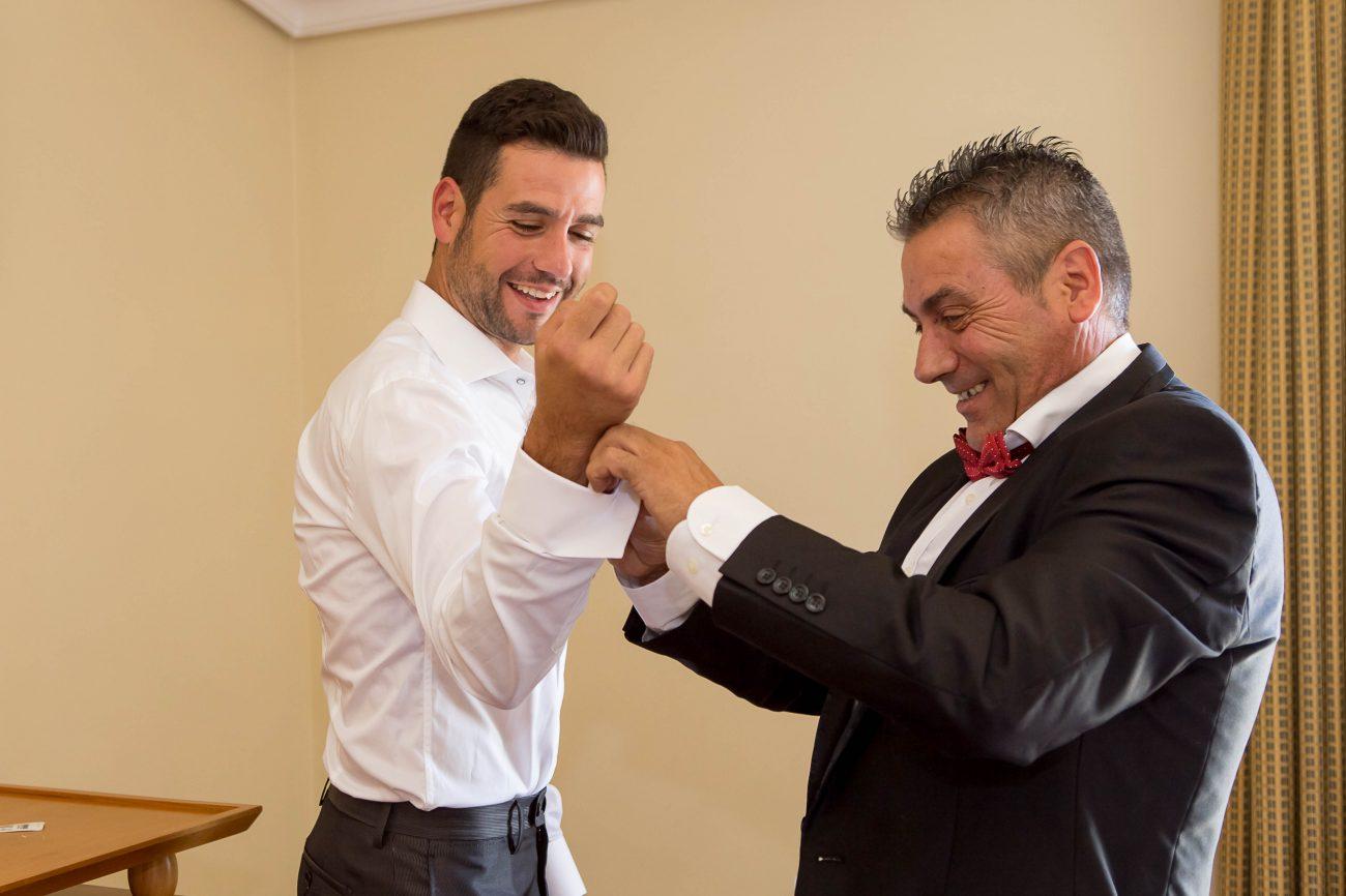 Fotos de boda en Galicia